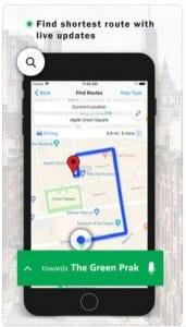 GPS Navigation & Live Traffic Alerts