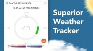 AccuWeather: Weather Tracker & Live Forecast Maps