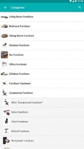 Furniture online shopping app - Buy cheap!