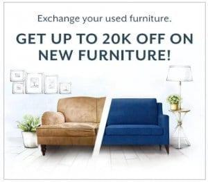 Urban Ladder - Furniture Store