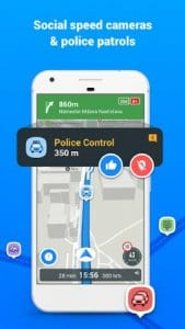 Drive - GPS, Maps, Traffic & Navigation