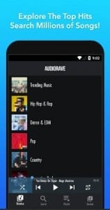 Free Mp3 Music Streaming & Streamer - AudioRave