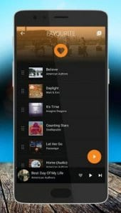 Online Offline Music Player