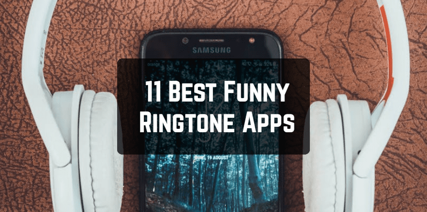 11 Best Funny Ringtone Apps
