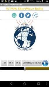WTWW shortwave Radio