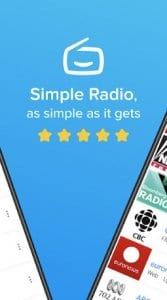 You can add the stations to your favorites to never forget about them.