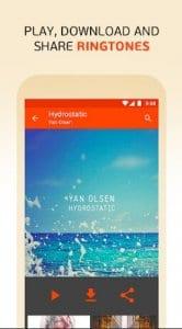 Audiko: ringtones, notifications and alarm sounds.