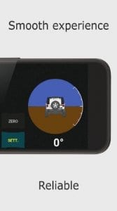 Off-Road Inclinometer
