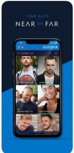Gaydar. Gay & Bisexual Dating.