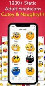 Adult Emoji Animated