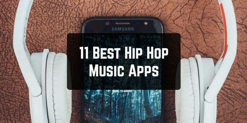 11 Best Hip Hop Music Apps