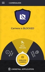 Cameraless - Camera Blocker