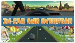 Toon Racer 2: 3D First Person Racing Game