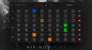 Hip Hop Music DJ