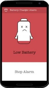 Battery Charger Alarm