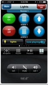 CC Control Mobile