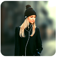 Blur Image Background Editor