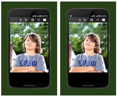 Blur Image - DSLR focus effect