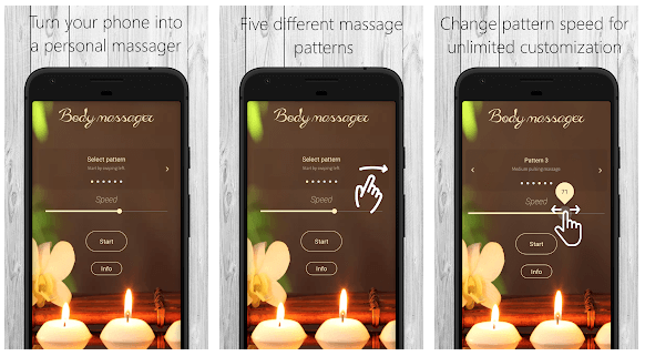 Body Massager - Extreme Vibration