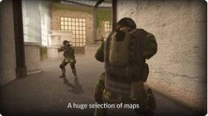 Code Of War screen1