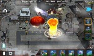 Global Defense screen1