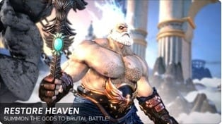Gods Of Rome screen
