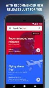 Google Play screen1