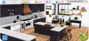 Home Design Makeover screen