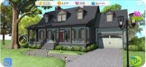 Home Design Makeover screen1