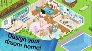 Home Design Story screen