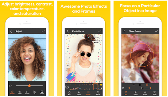 Photo Focus Photo Editor