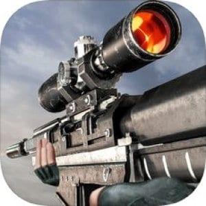 Sniper 3D Assassin Gun Games logo