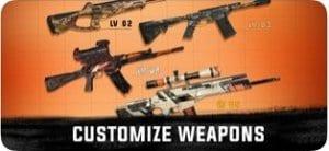 Sniper 3D Assassin Gun Games screen1