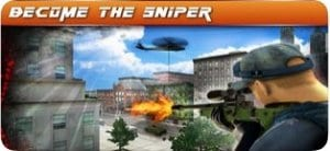 Sniper Ops 3D Shooter screeb