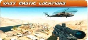 Sniper Ops 3D Shooter screeb1
