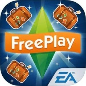 The Sims™ FreePlay logo
