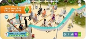 The Sims™ FreePlay screen1