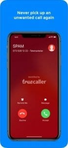 Truecaller screen