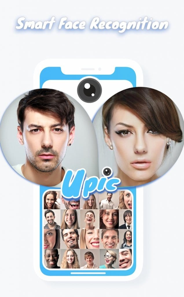 Upic Gender Transformation Face Changer review