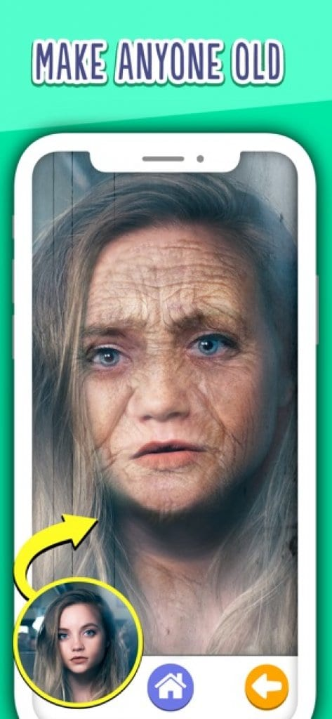 What Will I Look Like Old Face app