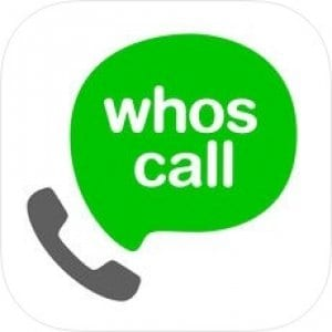 Whoscall logo
