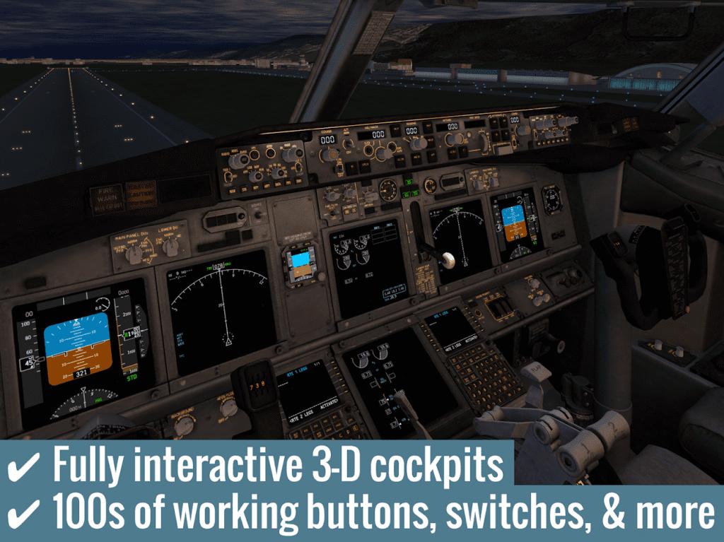 X-plane-screen