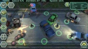 Zombie Defense screen1