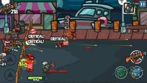 Zombie Guard screen
