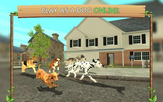dog sim screen