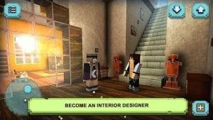 dream house craft screen