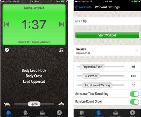 13 Best boxing training apps for Android & iOS | Free apps