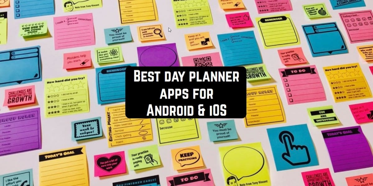 11 Best day planner apps for Android & iOS | Free apps for