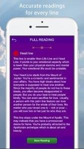 palm reading insings screen2
