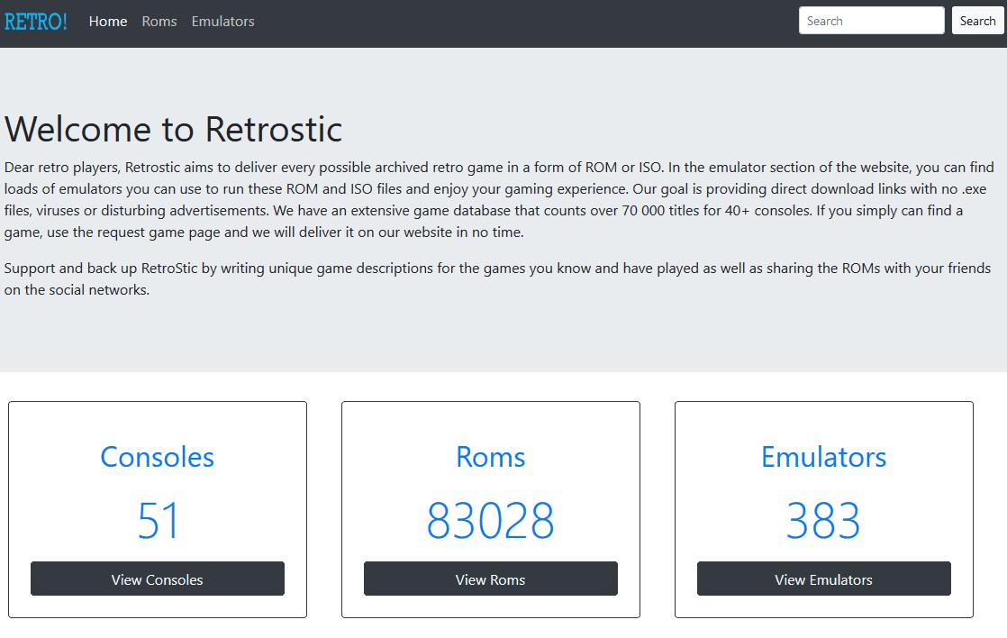 retrostic